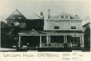 2540 Holmes April 1971 to June 1977