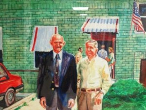 Jack and John Painting Cropped WEB